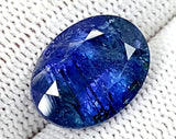 3.65CT TANZANITE BEST COLOR GEMSTONES IGCNTG12