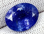 4.65CT TANZANITE BEST COLOR GEMSTONES IGCNTG15 - imaangems17