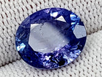 6.95CT TANZANITE BEST COLOR GEMSTONES IGCNTG17 - imaangems17