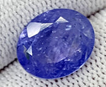 5CT TANZANITE BEST COLOR GEMSTONES IGCNTG21