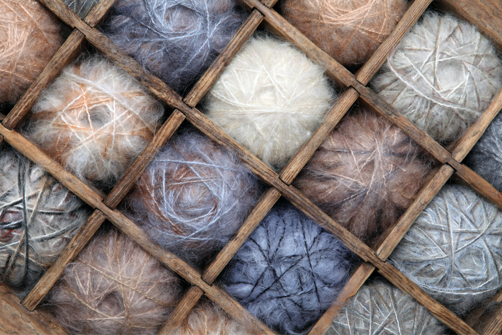 Luxury yarns & how to care form them - Part II