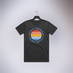2019 Heather Black Fall Tour Tee