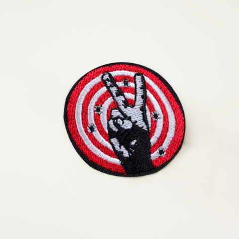 Peace Target Patch