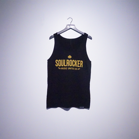 Soulrocker Music Unites Us Unisex Tank Top