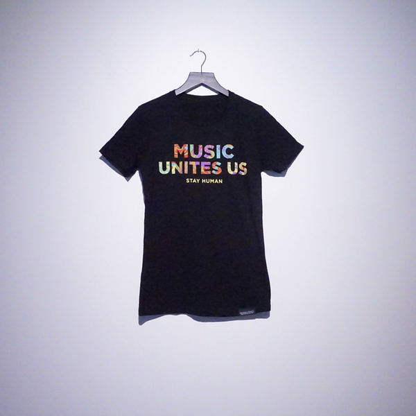 Music Unites Us Ladies T-Shirt