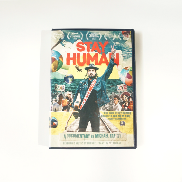 Stay Human Documentary DVD