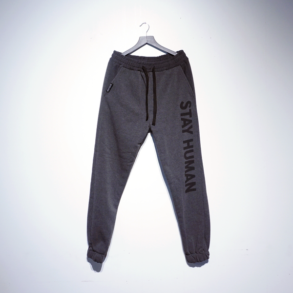 Stay Human Unisex Joggers