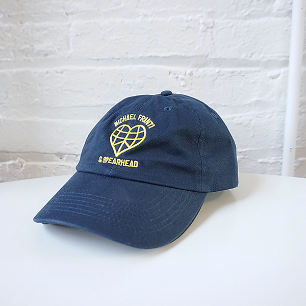 Navy Twill Dad Hat
