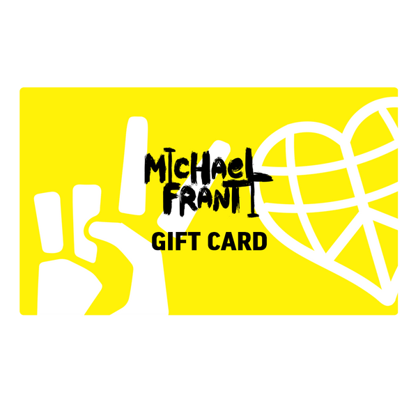 Merch Store Gift Card