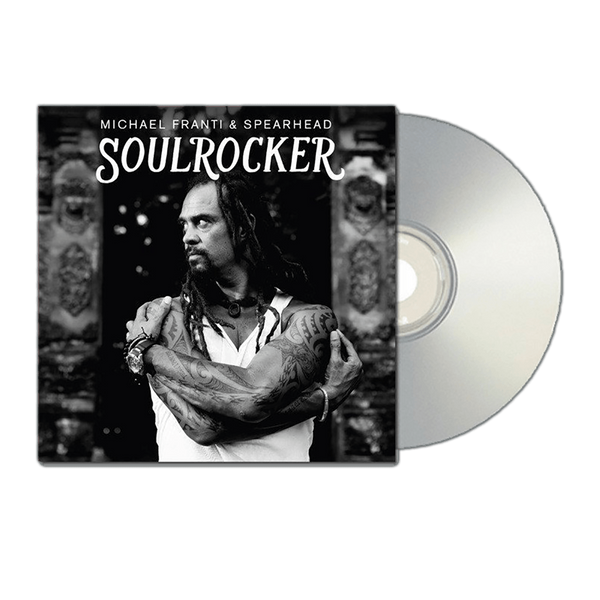 Michael Franti & Spearhead - Soulrocker CD