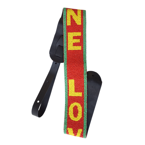Limited One Love Guitar Strap