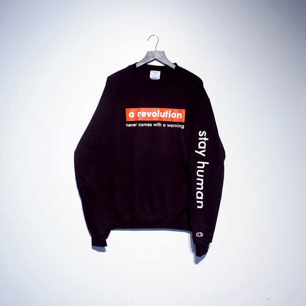 Revolution Unisex Champion Sweatshirt