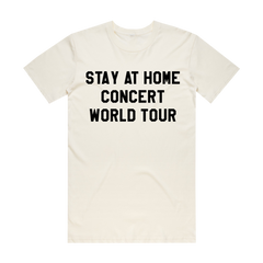 Stay At Home Tour Tee