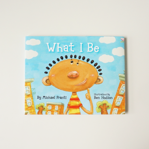 What I Be Book (2018)