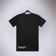 Good Sh!t Happens Black Tee