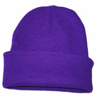 Unisex Slouchy Knitting Beanie Hip Hop Cap Warm Winter Ski Hat winter hats for