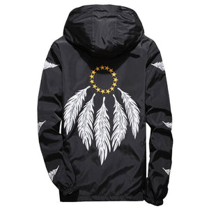 Feather WindJacket WINDBREAKERS Summer Thin Lightweight Jackets  jkt1