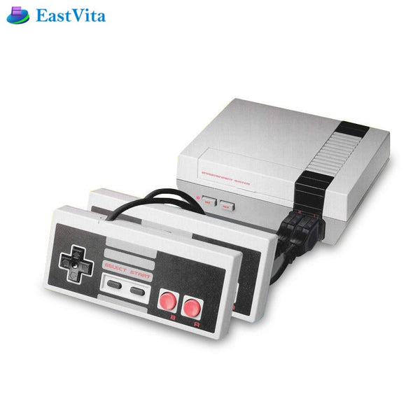 EastVita Retro TV Handheld Game Console Video Games console de jeux mini Games Player Built-in 620 Games PAL&NTSC Dual Gamepad
