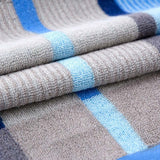 High Quality Cotton Cotton Checkered Gift Towel 100% Soft Beach Towel Bulk Cheap Brand Suit Shower Cleaning Towel