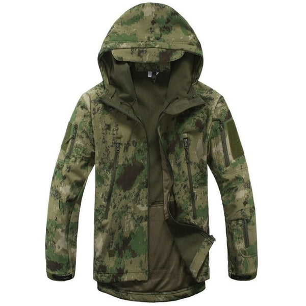 Military Tactical Jacket Men Waterproof Coat  jkt1