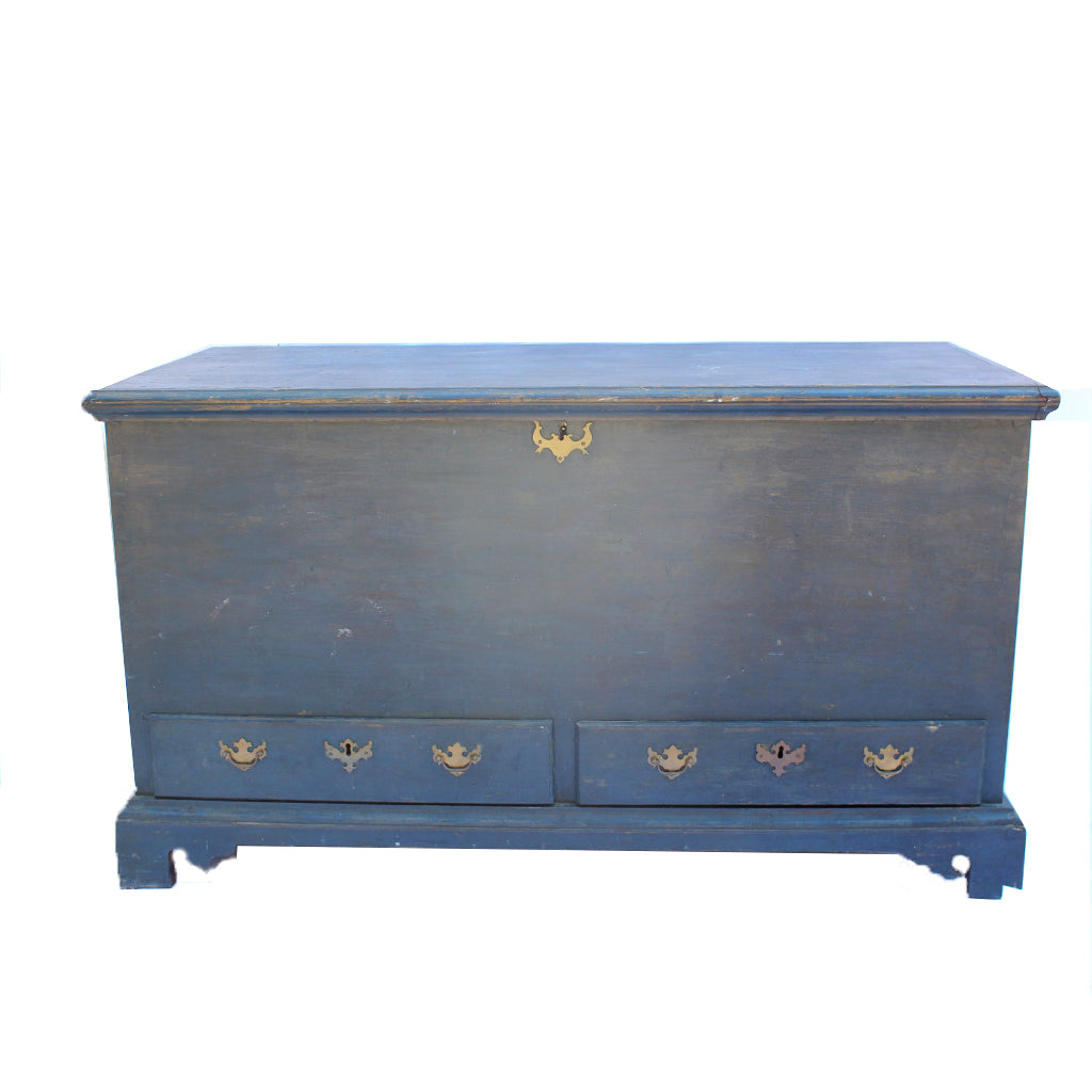 Two Drawer Blanket Chest
