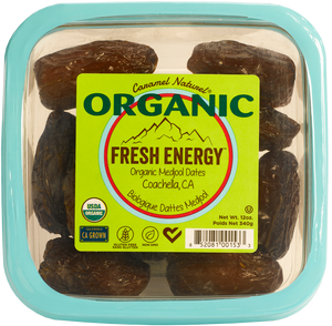 Case Organic 12 oz. Medjool Dates (12ct)
