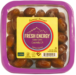 Case 12 oz. Whole Golden Dates (12ct)