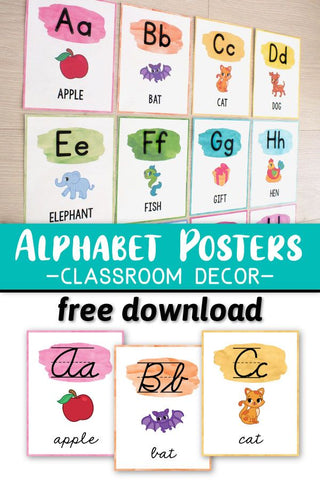 Are you looking for some alphabet activities and printables to use while teaching preschool or kindergarten students? This printable learning and practicing worksheets are exactly what you need to teach tracing, letter recognition, writing for free at home or in the classroom. How to do that? Just print and have fun! These pages are perfect for alphabet centers and include alphabet recognition activities for preschool, hand writing, and more!
