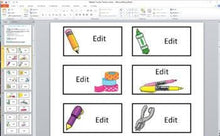 Load image into Gallery viewer, Teacher Toolbox Labels Editable - INSTANT DOWNLOAD