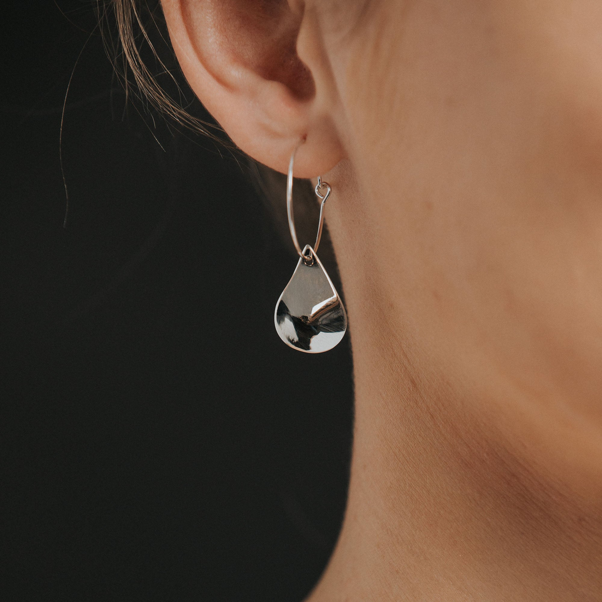 Mully Raindrop Earrings