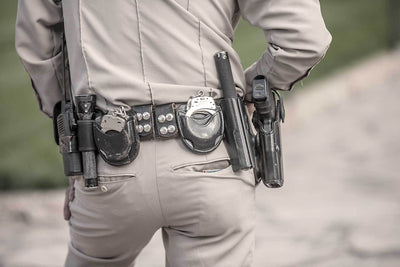 Duty Belts: The Complete Guide To A Police Officer's Loadout [2019]