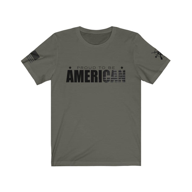 Exclusive Proud To Be American Shirt