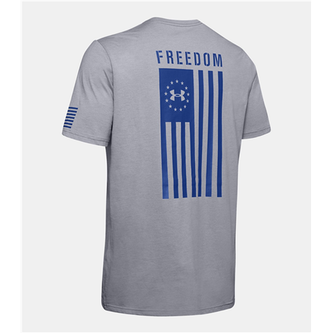 UA Freedom Flag T-Shirt
