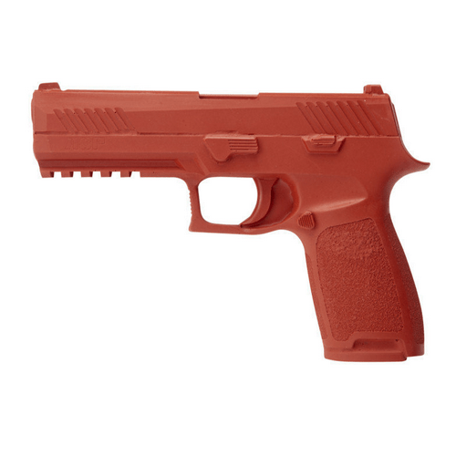 Red Training Gun