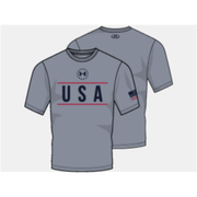 UA Freedom USA Chest T-Shirt