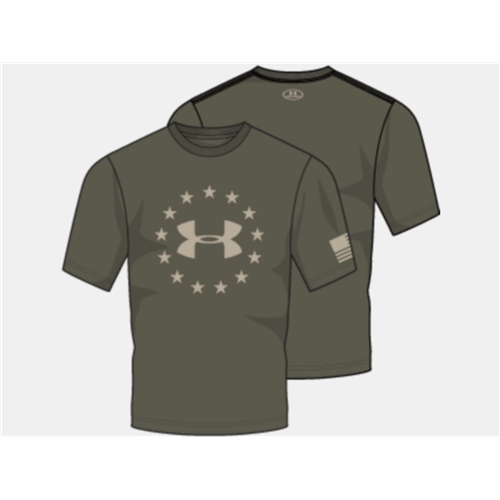 UA Freedom Logo T-Shirt