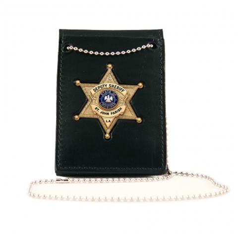 Neck Chain-pocket-belt Badge Badge Style