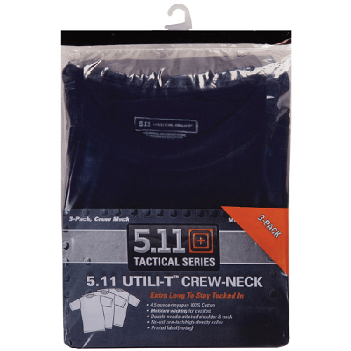 5.11 Tactical Utili-T Crew T-Shirt 3 Pack
