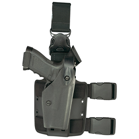 Model 6005 Sls Tactical Holster With Quick-release Leg Strap