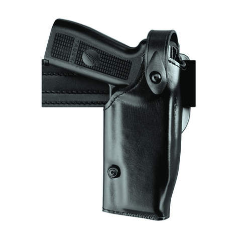 Model 6280 Sls Mid-ride Level Ii Retention Duty Holster Basket Weave Cordovan
