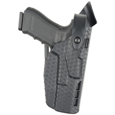 Model 7360 7TS ALS/SLS Mid-Ride, Level III Retention Duty Holster