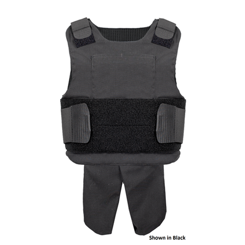 Concealable Carrier Garment (C.C.G.)