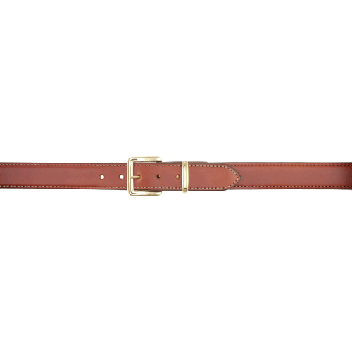 B21 Reinforced Dress-Gun Leather Lined Belt