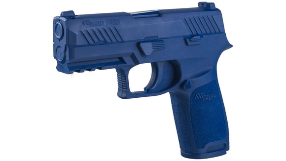 Sig Sauer P320 Carry Blue Training Gun