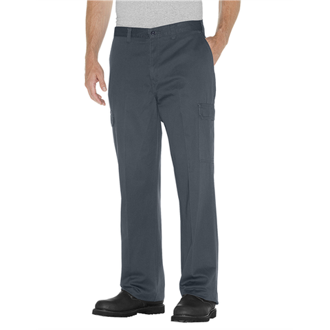 Loose Fit Straight Leg Cargo Pants