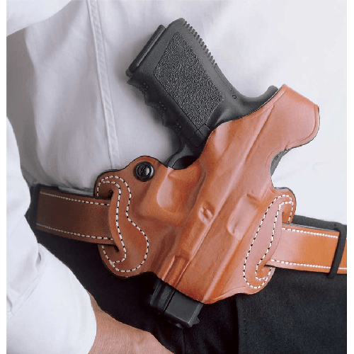 Thumb Break Mini Slide Belt Holster
