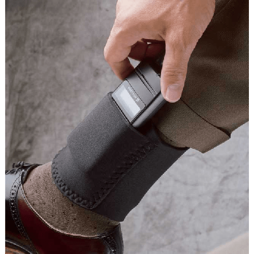 Ankle Cellular Phone Holster