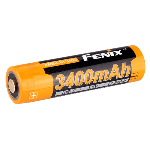 3400 Rechargeable Battery
