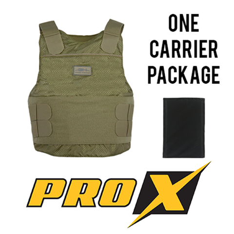 ProX II PX03 F/Structured 2 Carrier Package Custom