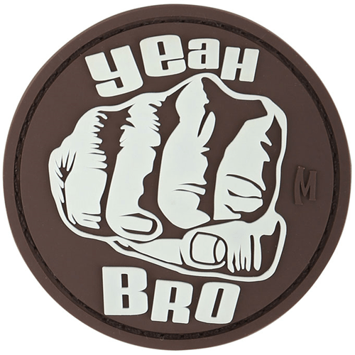 Bro Fist Patch